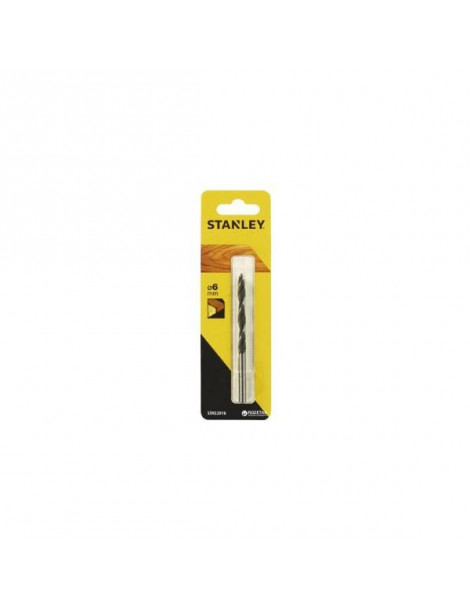 BROCA MADEIRA STANLEY 6MM