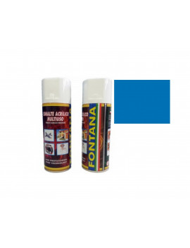 TINTA SPRAY 400ML- RAL 5015 AZUL CÉU