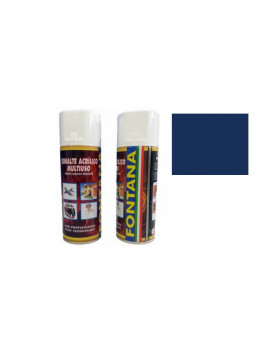 TINTA SPRAY 400ML- RAL 5003 AZUL ESCURO