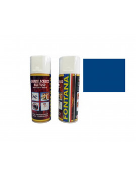 TINTA SPRAY 400ML-RAL 5010 AZUL