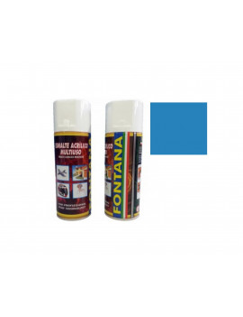 TINTA SPRAY 400ML- RAL 5012 AZUL CLARO