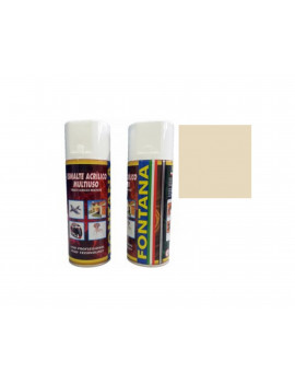 TINTA SPRAY 400ML- RAL 1015 BEGE CLARO