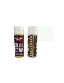 TINTA SPRAY 400ML- RAL 9016 BRANCO MATT