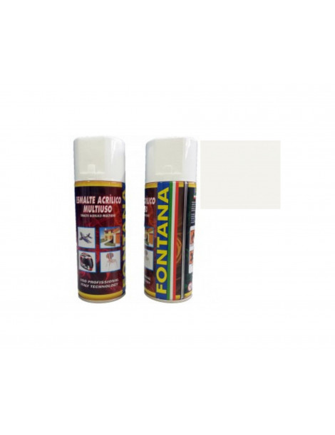 TINTA SPRAY 400ML- RAL 9010 BRANCO PURO