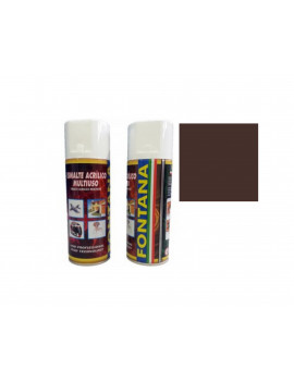 TINTA SPRAY 400ML- RAL 8017 CASTANHO CHOCOLATE