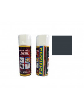 TINTA SPRAY 400ML- RAL 7016 CINZA ESCURO