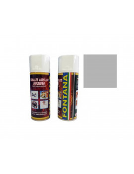 TINTA SPRAY 400ML- RAL 9006 ALUMÍNIO