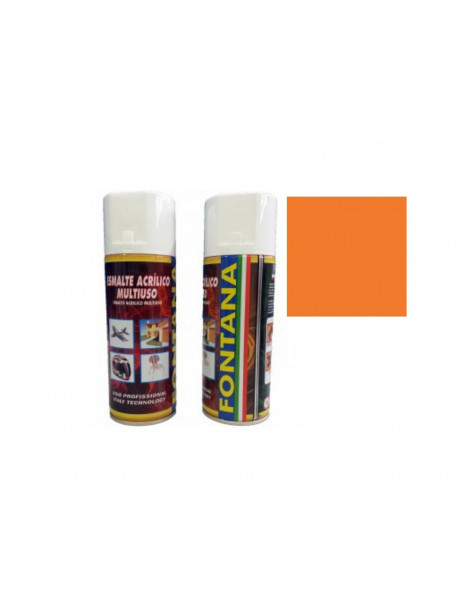 TINTA SPRAY 400ML- RAL 2003 LARANJA CLARO