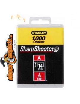 AGRAFOS STANLEY 14mm 0/69/707