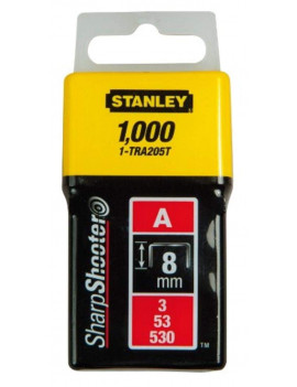 AGRAFOS STANLEY  8MM 3/53/530