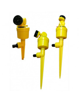 ASPERSOR MULTIFUNCOES C/ESPETO AMARELO NEO GROUP