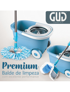 BALDE ESFREGONA MAGIC INOX  PREMIUM