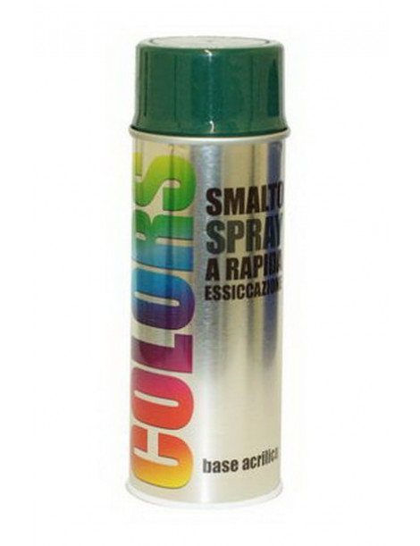 TINTA SPRAY 400ML- VERDE MUSGO